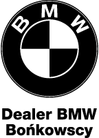 Logo Dealer BMW Bońkowscy